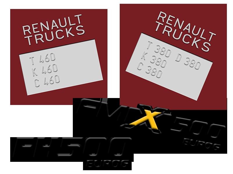 Volvo Renault Euro 6